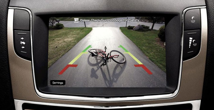 Backup Cameras & Monitors