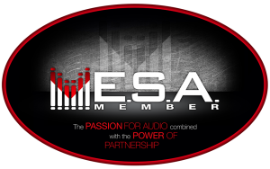 SoundFX is a Proud Member of M.E.S.A.