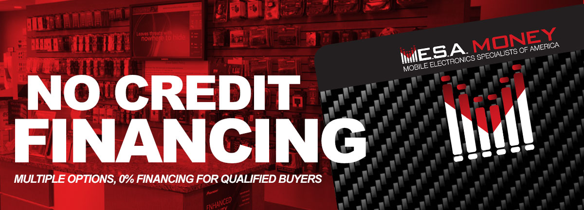 Flexible, Guaranteed Financing from M.E.S.A. at SoundFX RI