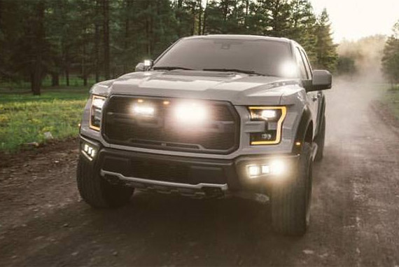 Rigid Vehicle Lighting