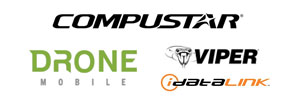 Remote starter brands at SoundFX include Compustar, Drone Mobile and Viper
