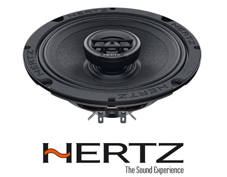 Hertz weatherproof audio speakers and components for motorcycles at SoundFX RI