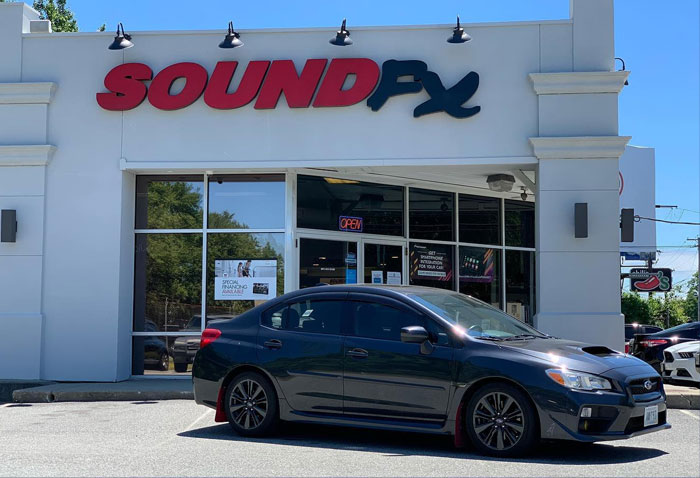 Book a private shopping appointment with SoundFX RI